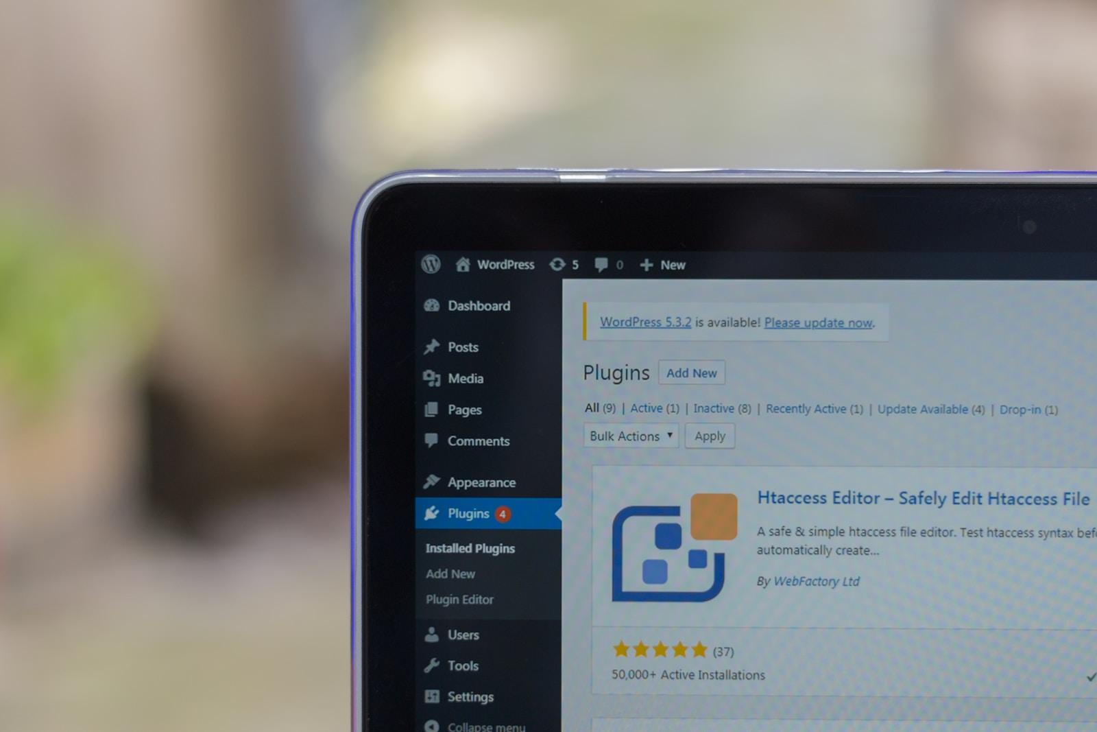 Quel format de fichier vidéo est pris en charge par WordPress ?