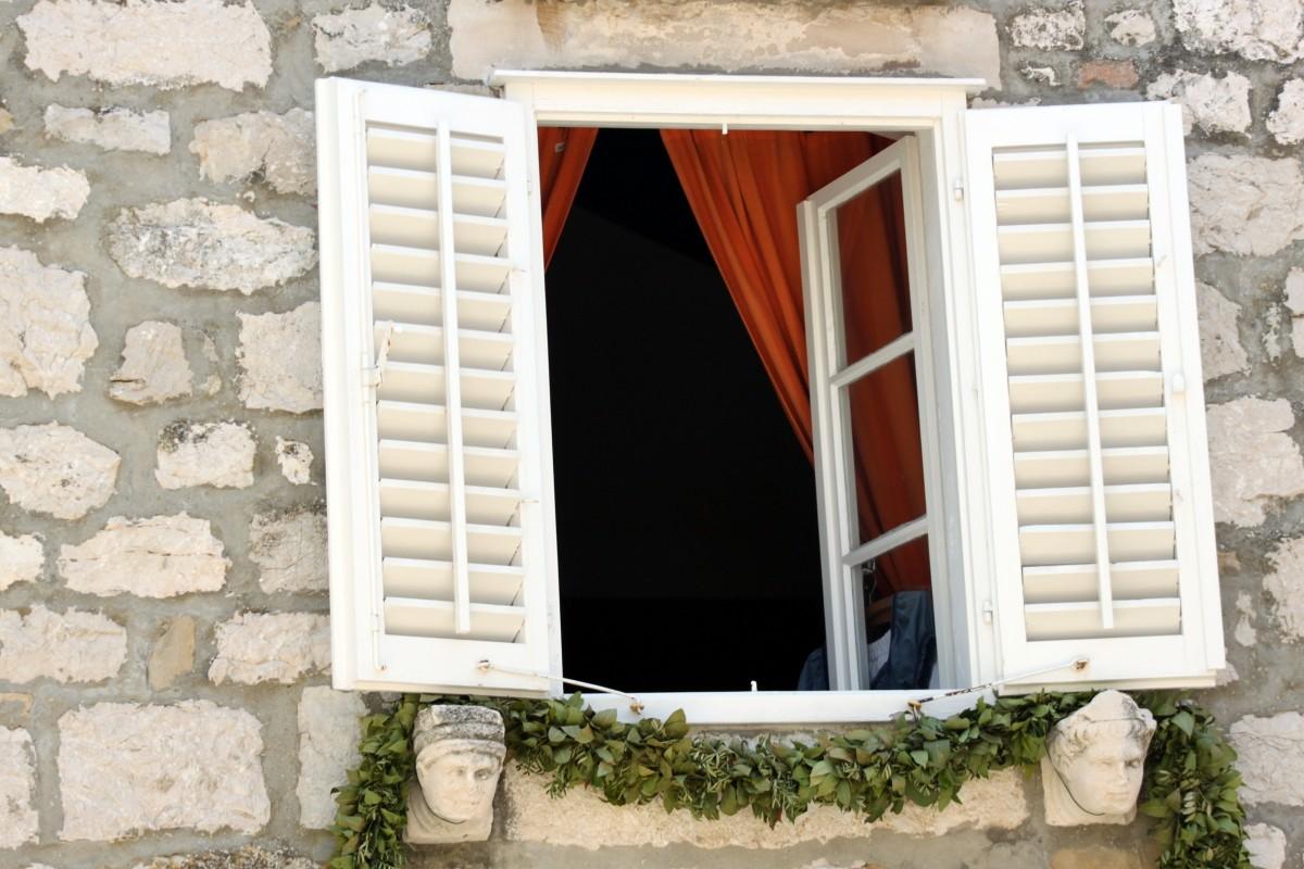 Les volets de fenêtre sont-ils démodés ?